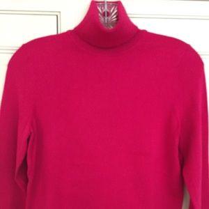 NWT Talbots Turtleneck Sweater